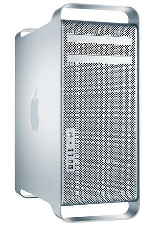 Mac Pro Two 2.4GHz 6-Core Xeon